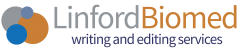 Linford Biomedical Communications Mobile Logo