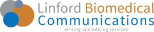 Linford Biomedical Communications Logo
